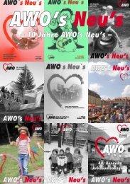 10 Jahre AWO's Neu's - AWO Bamberg