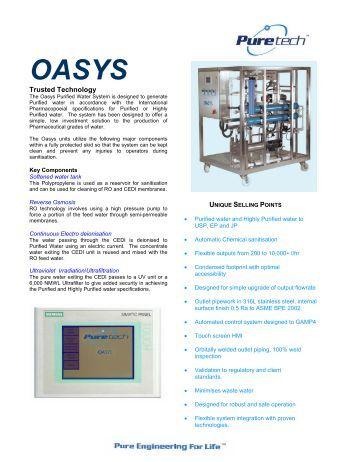 oasys - Scantago