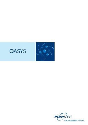 OASYS Brochure 6pp A4 - Scantago