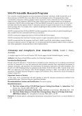 Report of XXXII SCAR SSG-PS Business Meeting, 15 and 20 July ... - Page 5