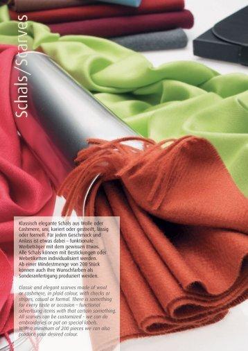Schals/Scarves