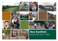 New Eastfield Action Plan - Scarborough Borough Council