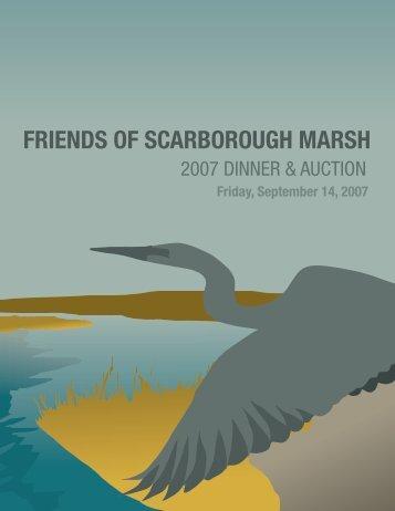 Friends oF scarborough Marsh - Scarborough Crossroads