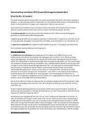 Verslag 16de Anialarra Interclub expeditie 2012 (PDF)