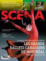 Adobe Acrobat PDF complet (12 Meg) - La Scena Musicale