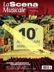 Le classique - La Scena Musicale
