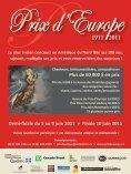 Octobre 2010 - La Scena Musicale - Page 2