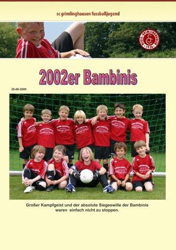2002er Geschichte - SC Grimlinghausen