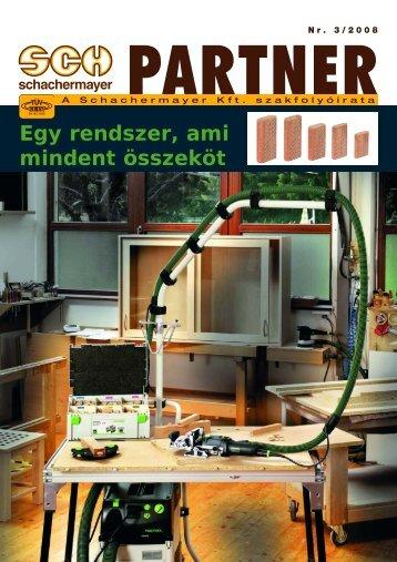N°|3 2008 - Schachermayer Kft.
