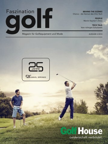 Faszination Golf Ausagbe 02/2014