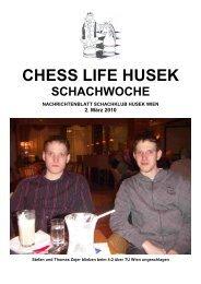 Woche 5 - Schachklub Husek Wien