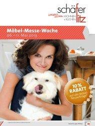 Möbel-Messe-Woche - Schäfer + Fitz GmbH