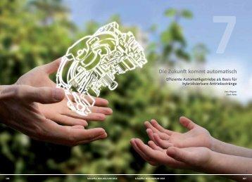 Die Zukunft kommt automatisch: Effiziente Automatikgetriebe als ...