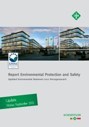 Report Environmental Protection and Safety Updated Environmental ...