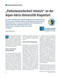 QUALITAS Ausgabe 02/2013 - Schaffler Verlag
