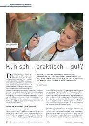 Das österreichische Gesundheitswesen - ÖKZ 54 ... - Schaffler Verlag