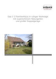 Das 1-2 Familienhaus in ruhiger Wohnlage mit superschönem ...