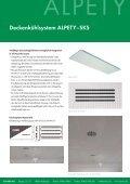 Deckenkühlsystem ALPETY - Schako - Seite 2