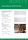 Deckenkühlsystem ALPETY - Schako - Seite 3