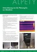 Deckenkühlsystem ALPETY - Schako - Seite 4