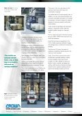 Crown LPG Forklifts debut at Tontine - Crown Equipment Corporation - Page 2