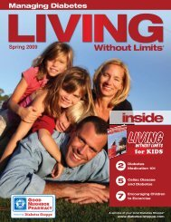 Living Without Limits – Diabetic Information - AnswersTV