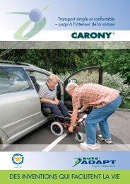 Carony - Handi Mobil
