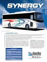 Synergy Brochure - Glaval Bus