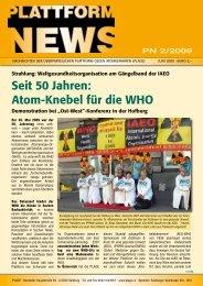 Plattform News 02/2009 - Plage
