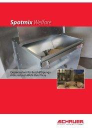 Spotmix Welfare - Schauer Agrotronic GmbH