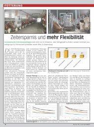 Zeitersparnis und mehr Flexibilität - Schauer Agrotronic GmbH