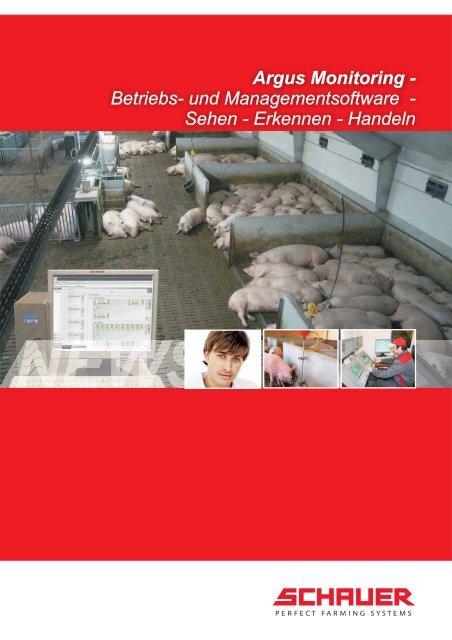 Argus Monitoring - Schauer Agrotronic GmbH