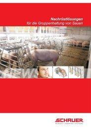Nachrüstlösungen für die Gruppenhaltung von Sauen ...