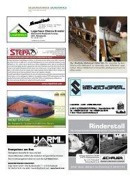 zum vollständigen Bericht - Schauer Agrotronic GmbH