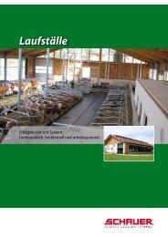 Laufställe - Schauer Agrotronic GmbH