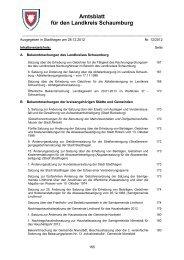 Nr. 12/2012 vom 28.12.2012 - Landkreis Schaumburg