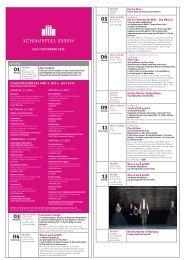 Download 2 MB - Schauspiel Essen