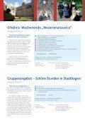 Reiseangebote Schaumburger Land - Seite 6