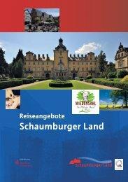 Reiseangebote Schaumburger Land