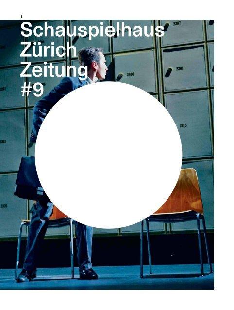 Schauspielhaus Zürich Zeitung #9