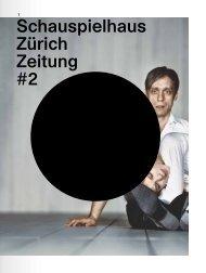 Schauspielhaus Zürich Zeitung #2
