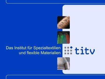 Leuchtende Textilien - Schaustickerei Plauen