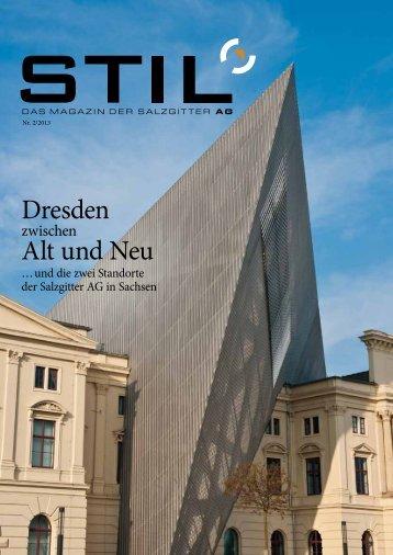 Dresden Alt und Neu - Schau Verlag Hamburg