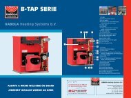 Broschüre B-Tap-Serie
