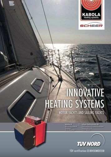 INNOVATIVE HEATING SYSTEMS - Scheer Heiztechnik GmbH