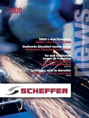 Scheffer News 1/2008 - Scheffer Krantechnik