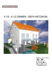 Weitere Informationen - Scheibler & Partner AG