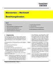 Mandanten – Merkblatt Bewirtungskosten - Steuerberater Schelly ...
