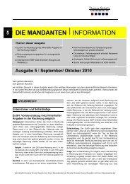 Oktober 2010 - Steuerberater Schelly Hamburg