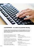 Broschyr - Elektroniska lösningar - Schenker - Page 4